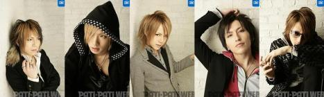 Nao, Hiroto, Shou, Tora y Saga!