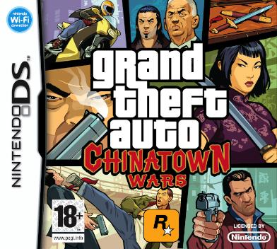 Por fin un GTA en la DS...xD!
