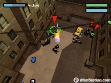 Los gráficos son una mezcla de las primeras y las últimas entregas de los GTA