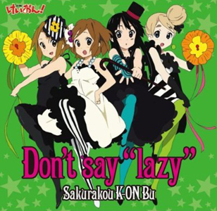 "CD Don´t say ""Lazy"" De venta en Japon =D xD"