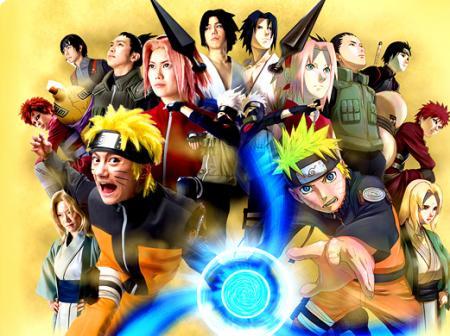 Muy buena noticia para cualquier fan de Naruto!