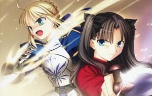 Uno de los animes estrella de la Type-Moon