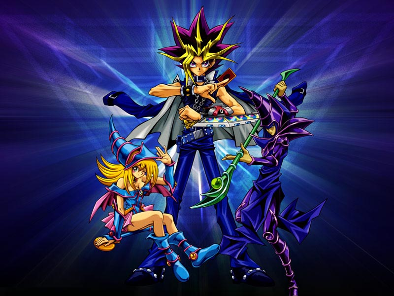 Yu-Gi-Oh! Duel Monsters (Serie Original) Yu-gi-oh