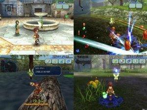 Juego doujin con un toque al estilo Zelda!
