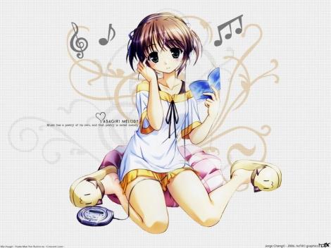 Image Result For Wallpaper Manga Musica